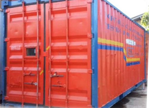 Container Land Recoder for Rent