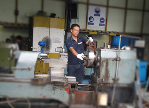 Welding & Machine Shop